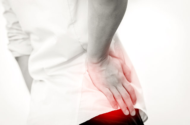 Relief from hip pain